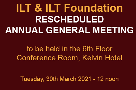 ILT & ILT Foundation AGM